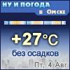 Ну и погода в Омске - Поминутный прогноз погоды